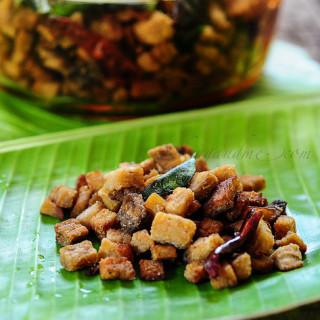 Yam Fry | Kerala Style Chena Fry | Yam Fry Recipe