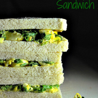 Avocado Egg Salad Sandwich | Egg Sandwich Recipe | Sandwich Recipes