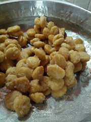 Badusha-Badhusha-How to make Badhusha-Step by Step Recipe