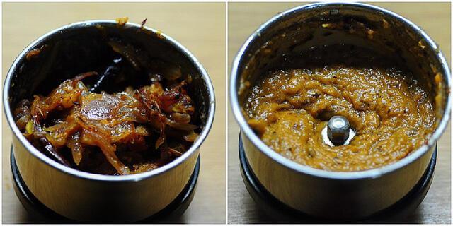 Onion Tomato Chutney Recipe (for Rava Idli, Dosa, Idli)