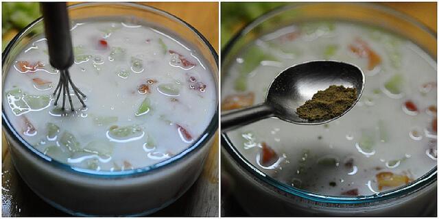 Cucumber Tomato Raita Recipe   Indian Raita Recipes