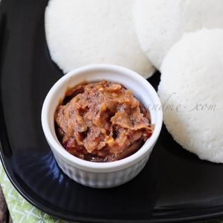 Indian Onion Chutney Recipe | Vengaya Chutney Recipe