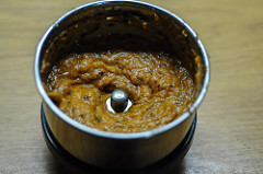 Indian Onion Chutney Recipe-Vengaya Chutney Recipe for Idli Dosa