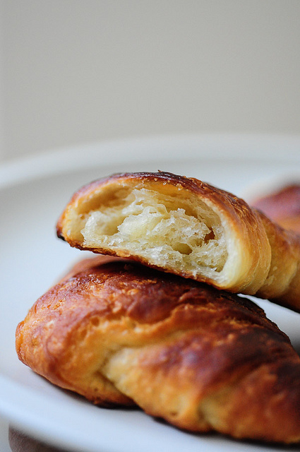 Croissant Recipe-How to Make Croissants, Pain au Chocolat