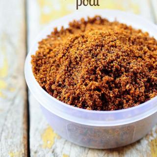 Chutney Podi Recipe – Coconut Chutney Powder Recipe for Idli, Dosa, Rice