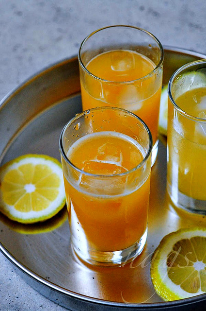Orange Lemon Juice Recipe A Welcome Drink Recipe Idea