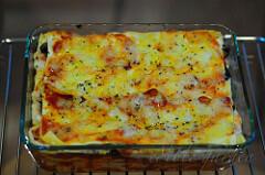 spinach and mushroom lasagna recipe