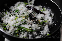 Coconut Coriander Chutney Recipe for Rice