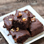 Eggless Brownie Recipe, Eggless Chocolate Brownies