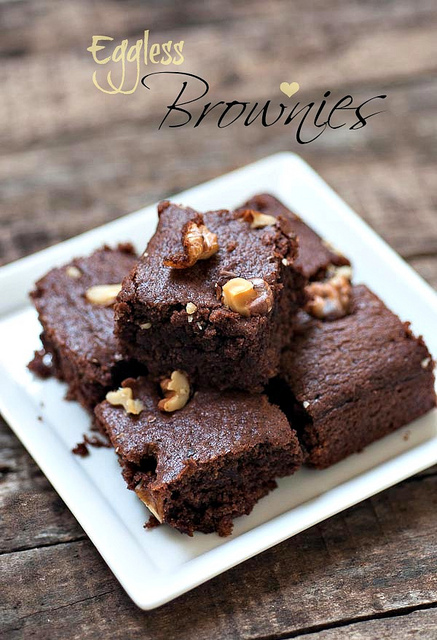 how to make simple brownies at home