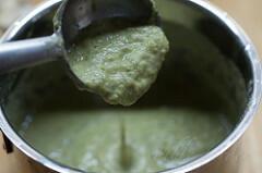 Andhra Pesarattu Recipe, Pesarattu with Green Moong Dal