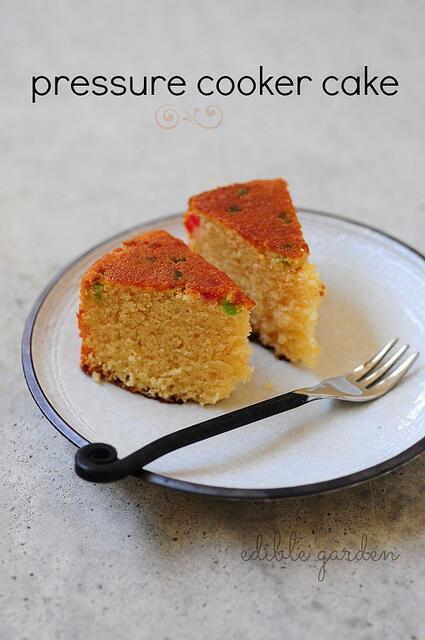 pressure cooker cake-how to make cake in a prPressure Cooker Eggless Sponge Cake Recipe Step by Stepessure cooker (no oven cake recipe)