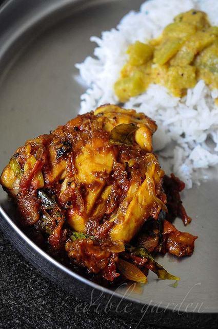 Chettinad Chicken Masala Recipe Step By