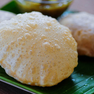 Puri Recipe – How to Make Poori, a Popular South Indian Breakfast Dish
