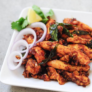 Chicken Majestic – Andhra Style Indian Chicken Starter Recipe