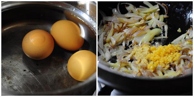 egg biryani recipe 5
