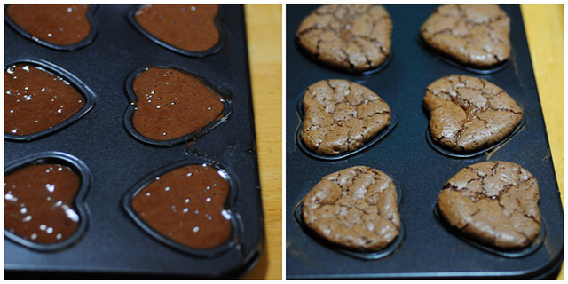 chocolate brownie cookie cupcakes