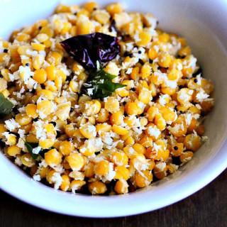 Kadalai Paruppu Sundal – Vinayaka Chaturthi & Navratri Recipes