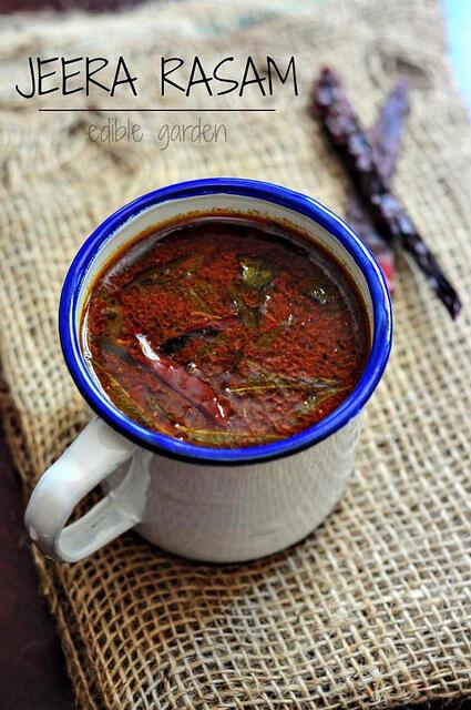 Cumin Rasam Recipe - Jeera Rasam Recipe with Pepper