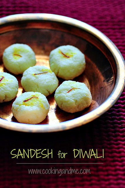sandesh recipe-how to make bengali sandesh