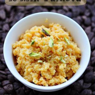palkova recipe in microwave