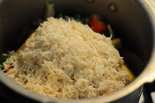 vegetable pulao-how to make veg pulao recipe-6
