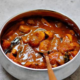 Karunai Kizhangu Kuzhambu – Karunai Kilangu Kulambu Recipe