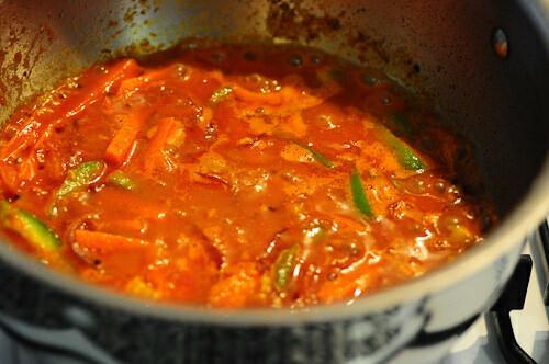 paneer jalfrezi recipe-how to make paneer jalfrezi at home-8