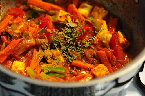 paneer jalfrezi recipe-how to make paneer jalfrezi at home-11