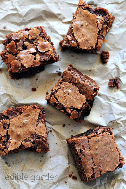 chewy chocolate brownies-how to make chewy brownies