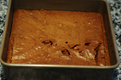 chewy chocolate brownies-how to make chewy brownies-12