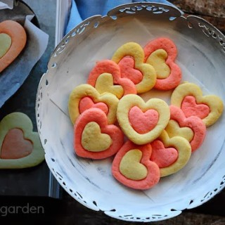 Sweetheart Sugar Cookies – Heart-Shaped Sugar Cookies for Valentines Day