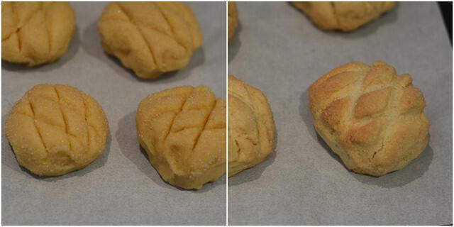 melon pan bread recipe