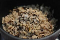 mushroom tikkis-how to make mushroom cutlet recipe