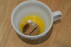 chocolate chip cookie in a cup-microwave choc chip cookie-2