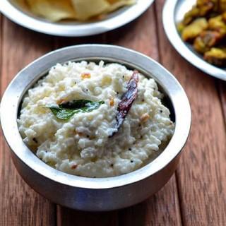 iyengar curd rice recipe