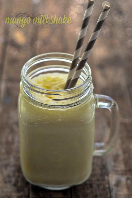 mango milkshake recipe with ice cream