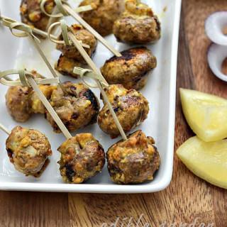 Mushroom Tikka Recipe – Grilled Mushroom Tikka, an Easy Appetizer