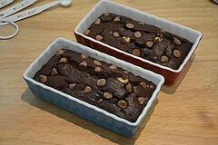 atta jaggery choc chip brownie recipe-9
