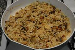 mushroom pulao-mushroom pulao recipe-5