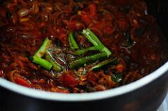 Kerala egg roast mutta roast recipe-3