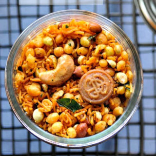 South Indian mixture recipe, mixture recipe step by step