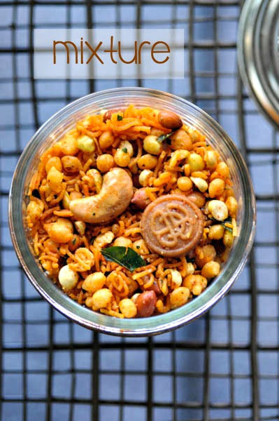 south indian mixture diwali snack recipe