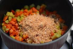 chow chow capsicum curry recipe-4
