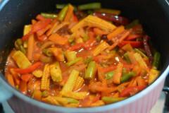 vegetable jalfrezi recipe, vegetable jalfrezi-7