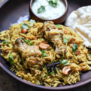 Chicken Biryani Recipe, Make Biryani in Pressure Cooker