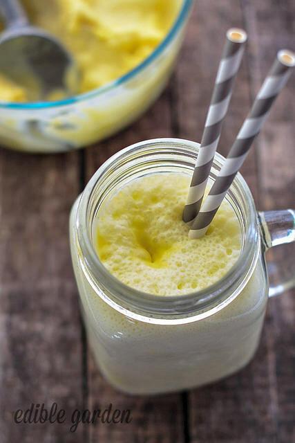 recipes to use up ripe mangoes - mango milkshake recipe