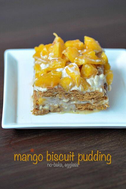 recipe: mango dessert recipe no bake [10]
