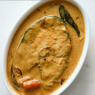 Easy Fish Curry Recipe with Coconut Milk – Coconut Milk Fish Curry Recipe