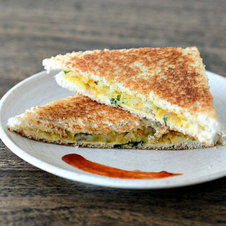 Aloo Masala Sandwich Recipe – Easy Tea Time Snacks